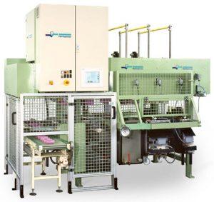 Máquina de coloración por inmersión Servo FTMA