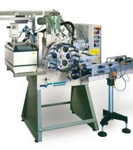 Wick inserting machine EHM-L