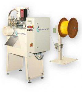Dochtplättchen- montagemaschine EDP