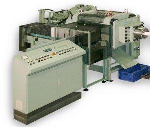 Extruderpresse HKP-1000 P für Stumpen