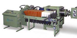 Extruderpresse HKP-800 P für Plattenware