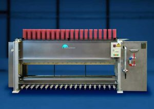 Molding machine GM for pillar candles