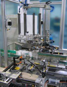 DEM mit Zweiachs-Robotik