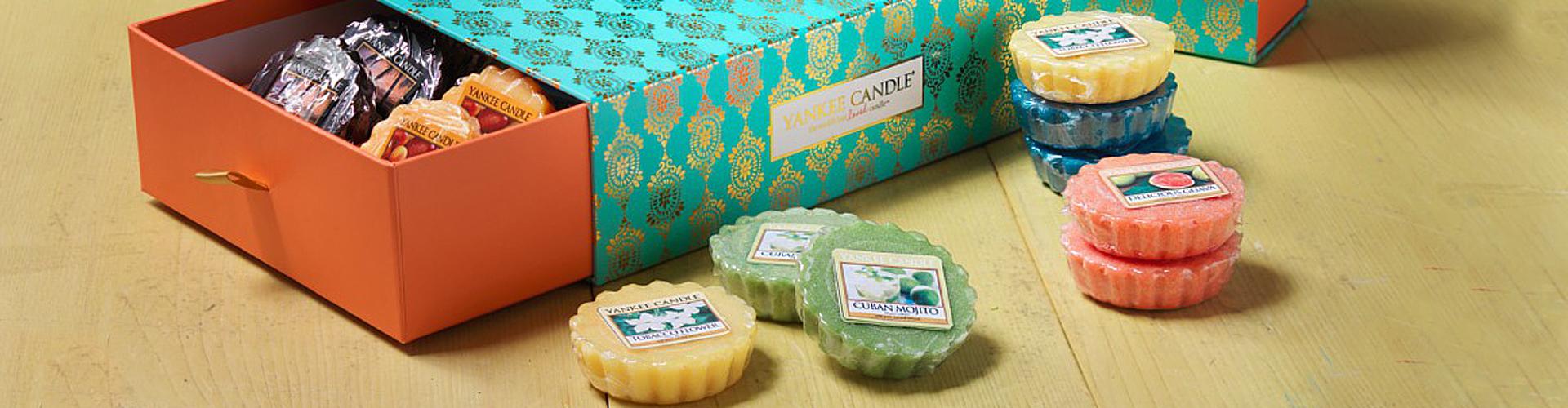 yankee candle wax tarts